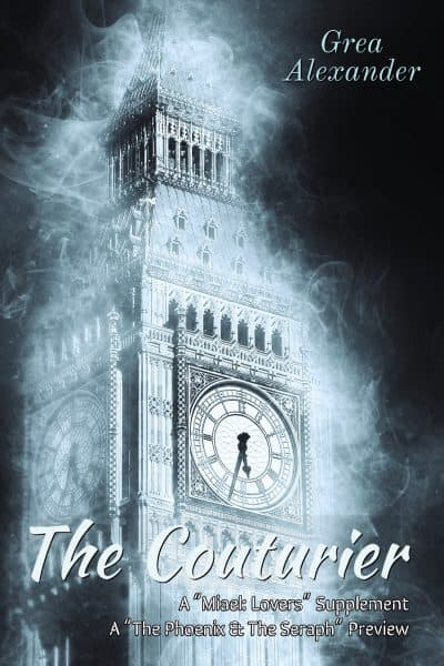 Cover for The Couturier