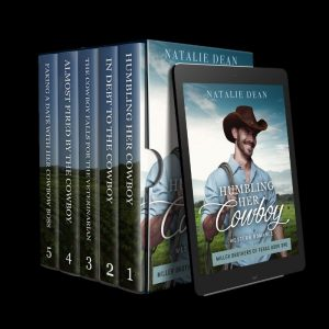 Cover for Miller Brothers of Texas Box Set