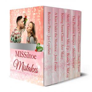 Cover for MISStletoe Mistakes