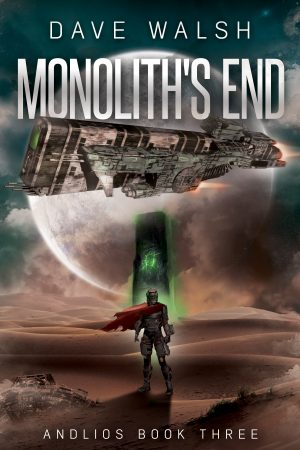 Cover for Monolith's End