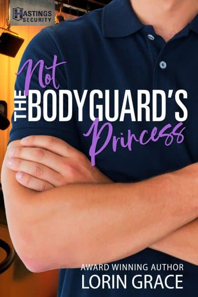 Cover for Not the Bodyguard's Princess