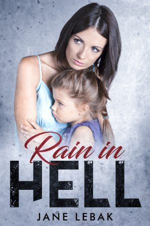 Cover for Rain in Hell