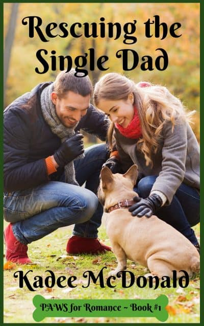 Cover for Rescuing the Single Dad