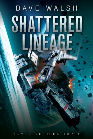 Cover for Shattered Lineage