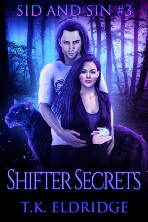 Cover for Shifter Secrets