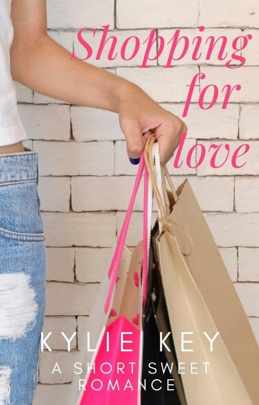 Cover for Shopping for love: A Sweet Short Romance