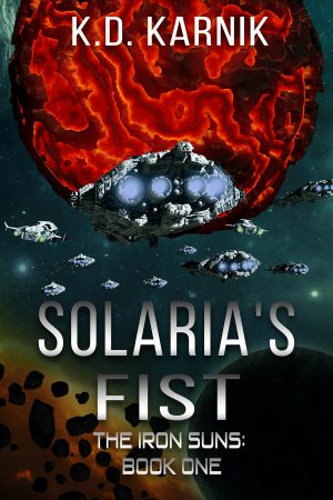 Cover for Solaria's Fist