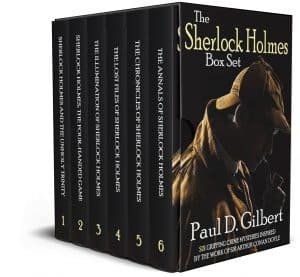 Cover for The Sherlock Holmes Box Set