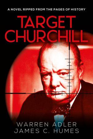 Cover for Target Churchill