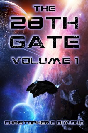 Cover for The 28th Gate: Volume 1