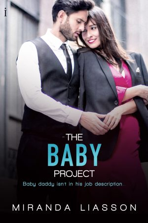 Cover for The Baby Project