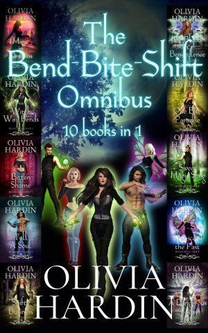 Cover for The Bend-Bite-Shift Omnibus