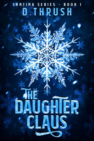 Cover for The Daughter Claus