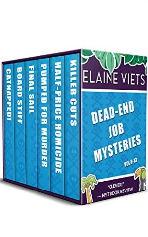 Cover for The Dead-End Job Mysteries: Volume 8-13