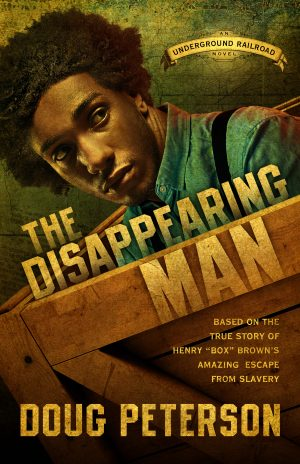 Cover for The Disappearing Man