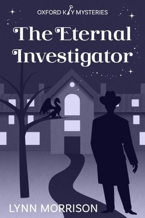 Cover for The Eternal Investigator