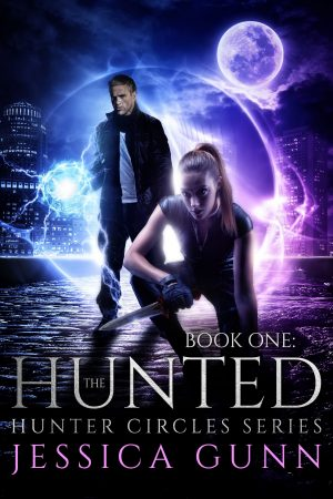 Cover for The Hunted