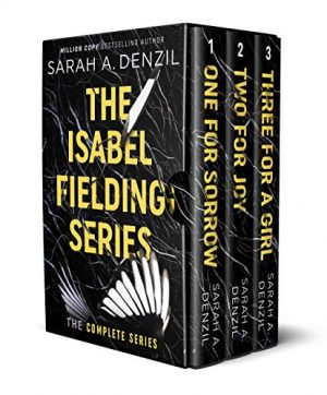 Cover for The Isabel Fielding Series: The Complete Trilogy