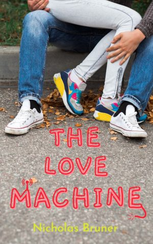 Cover for The Love Machine