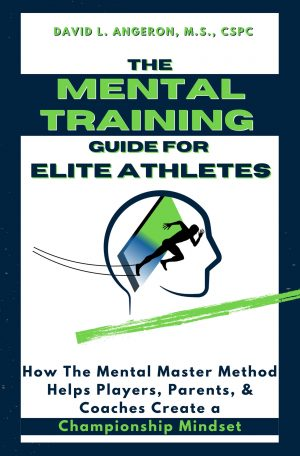 Cover for The Mental Training Guide for Elite Athletes