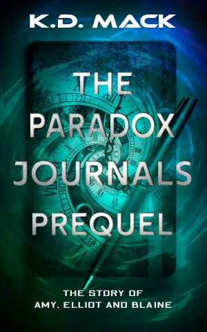 Cover for The Paradox Journals Prequel