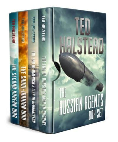 Cover for The Russian Agents Box Set
