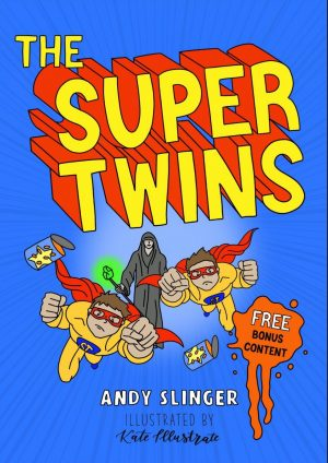 Cover for The Super Twins