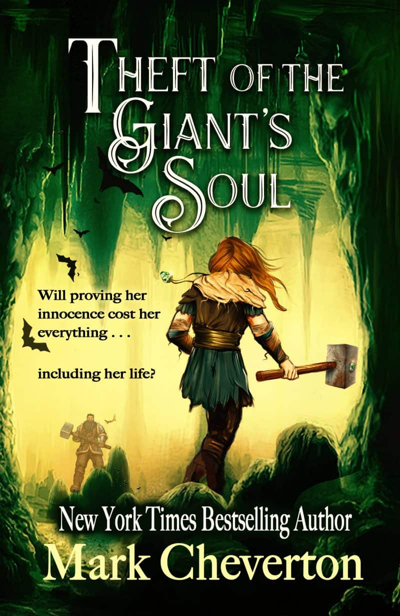 Cover for Theft of the Giant's Soul