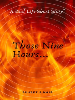 Cover for Those Nine Hours