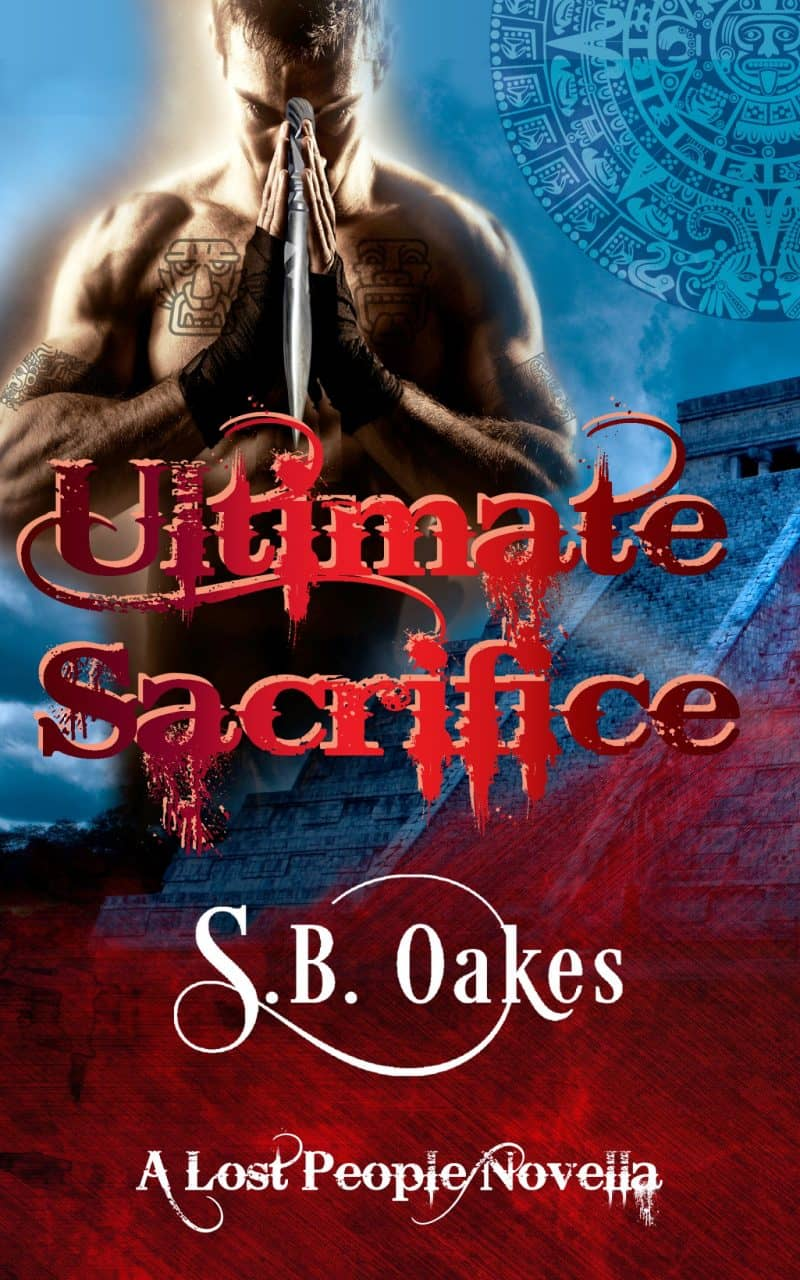 Cover for Ultimate Sacrifice