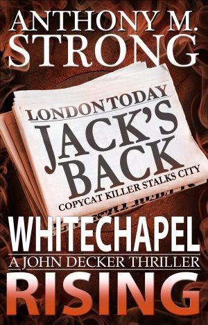 Cover for Whitechapel Rising
