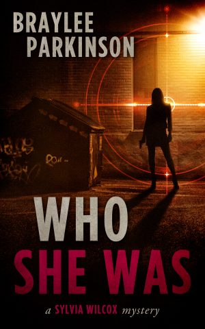 Cover for Who She Was