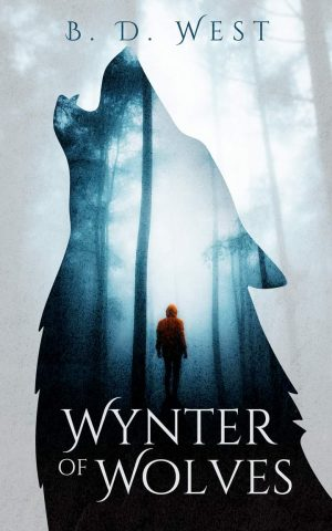 Cover for Wynter of Wolves