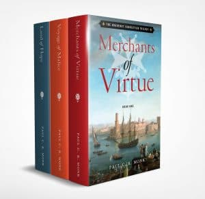 Cover for The Huguenot Chronicles Trilogy