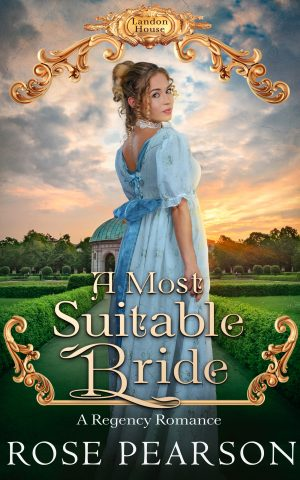 Cover for A Most Suitable Bride