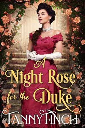 Cover for A Night Rose for the Duke