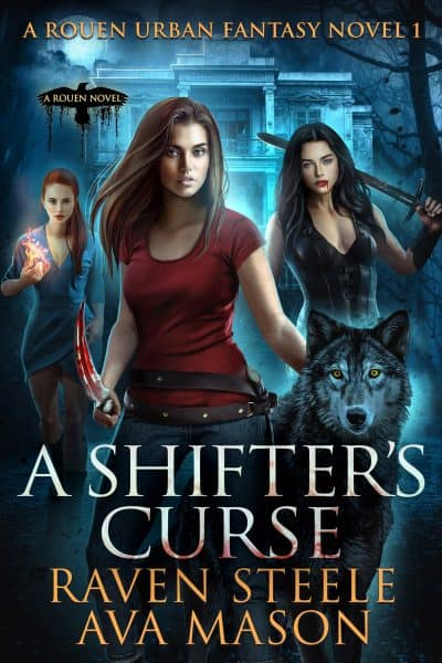 Cover for A Shifter's Curse