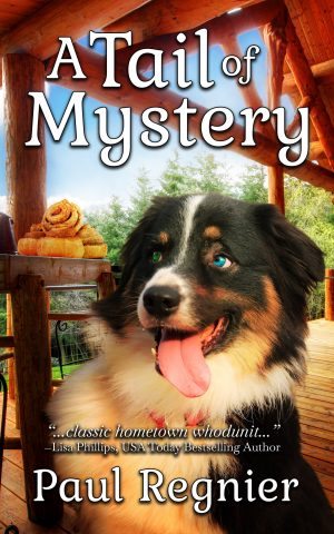 Cover for A Tail of Mystery