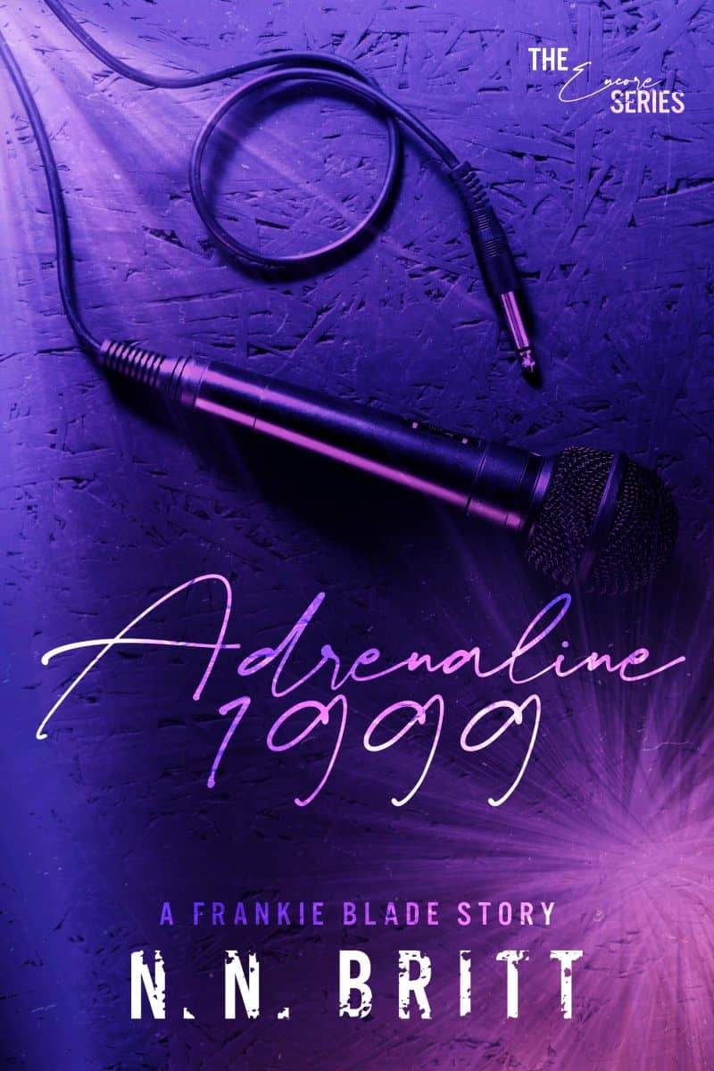 Cover for Adrenaline 1999: A Frankie Blade Story