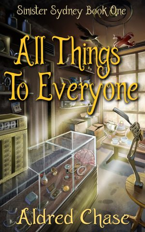 Cover for All Things to Everyone