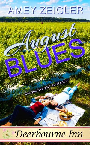 Cover for August Blues
