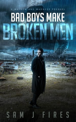Cover for Bad Boys Make Broken Men