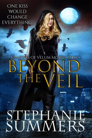 Cover for Beyond the Veil