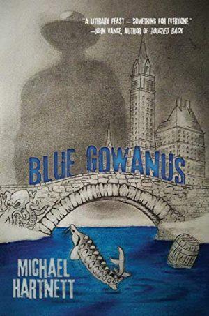 Cover for Blue Gowanus