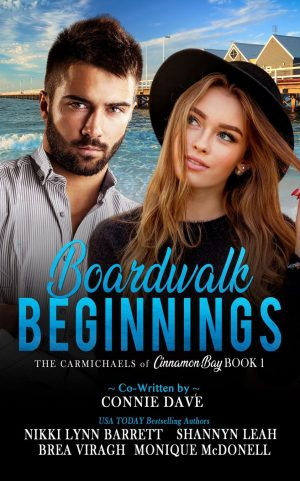 Cover for Boardwalk Beginnings
