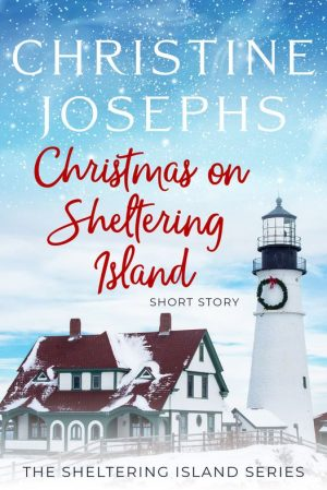 Cover for Christmas on Sheltering Island