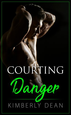 Cover for Courting Danger