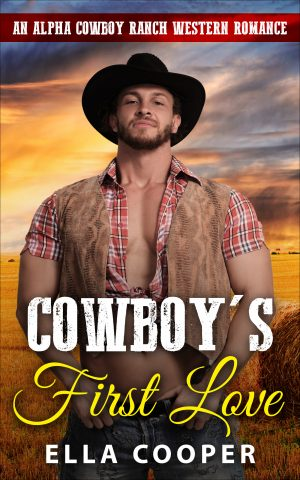 Cover for Cowboy's First Love