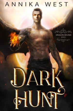 Cover for Dark Hunt