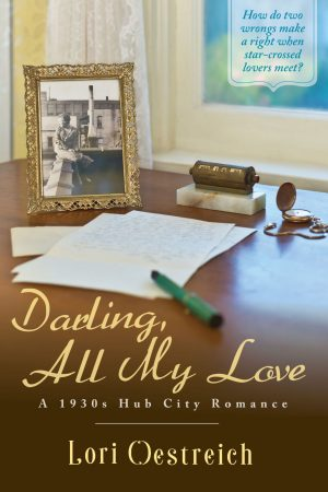 Cover for Darling, All My Love